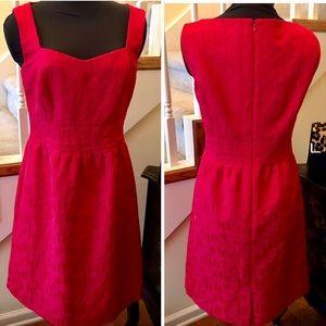 "Tahari ""Lady in Red"" Dress"